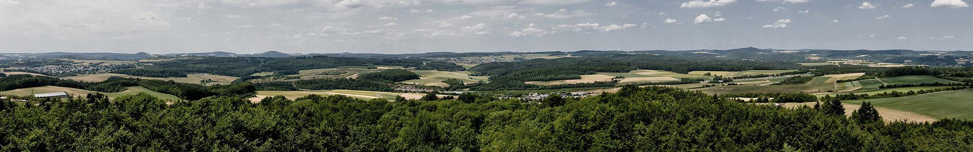 Eifel Panorama