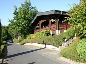 Finnisches Blockhaus Gunderath,